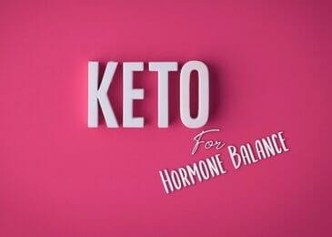 Keto for Hormone Balance (PCOS)