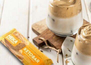 The Ultimate TikTok Viral Coffee: Dalgona Coffee – But We're Making It Keto