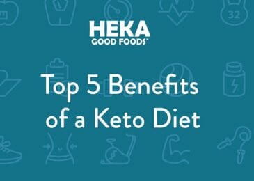 Top 5 Proven Benefits of a Ketogenic Diet