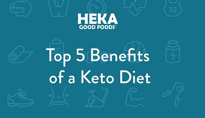 Top 5 Proven Benefits of a Ketogenic Diet-min
