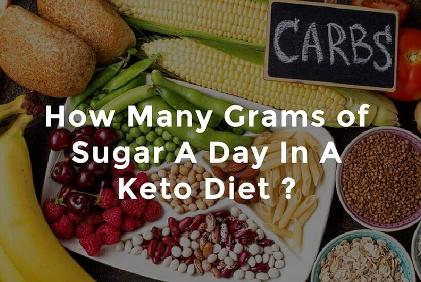 How Many Grams of Sugar A Day In A Keto Diet