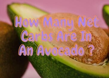How Many Net Carbs Are In An Avocado ?