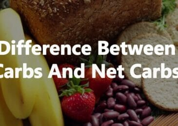 What Is The Difference Between Carbs And Net Carbs ?
