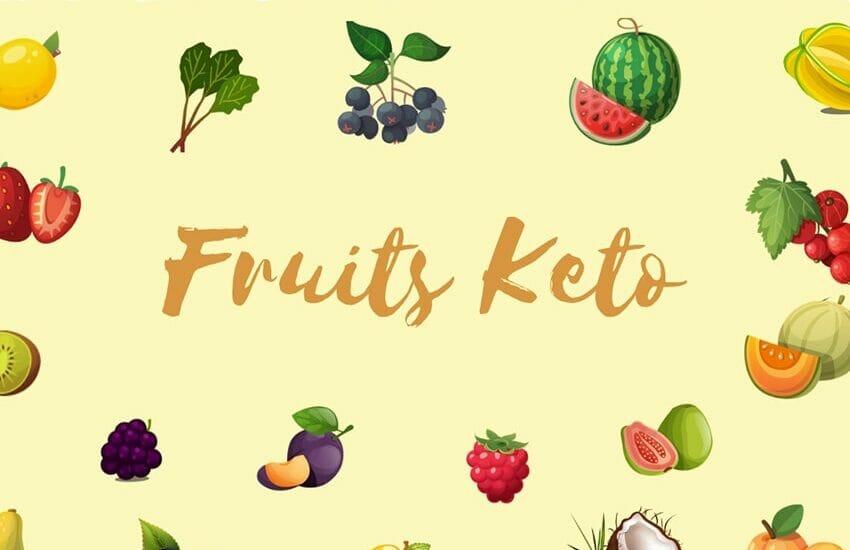 fruits keto